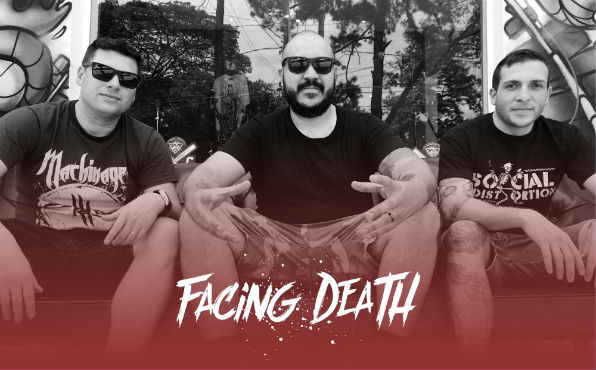 Facing Death, de Jundiaí/SP, prepara novo single agora em português