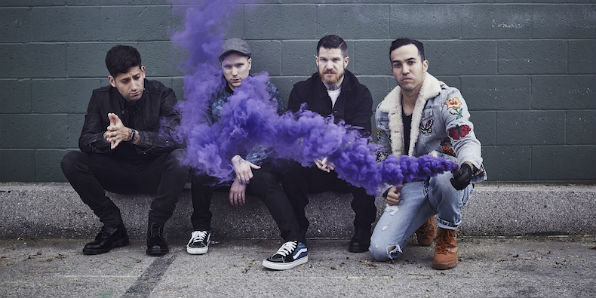 Antes de tocar no Rock In Rio, Fall Out Boy lança clipe de som novo
