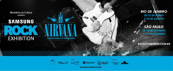 Review: Exposição Nirvana: Taking Punk to the Masses