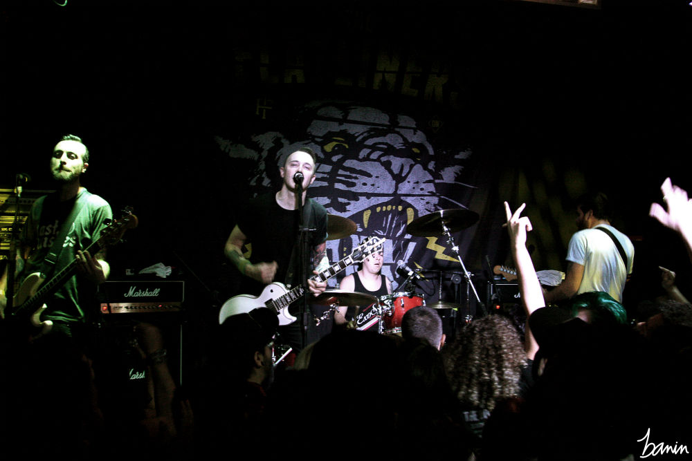 The Flatliners em SP